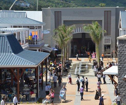 Port Louis Central Business District