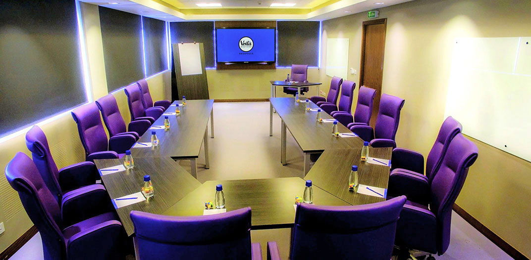 The Accelerator Meeting Space at Voila, Mauritius