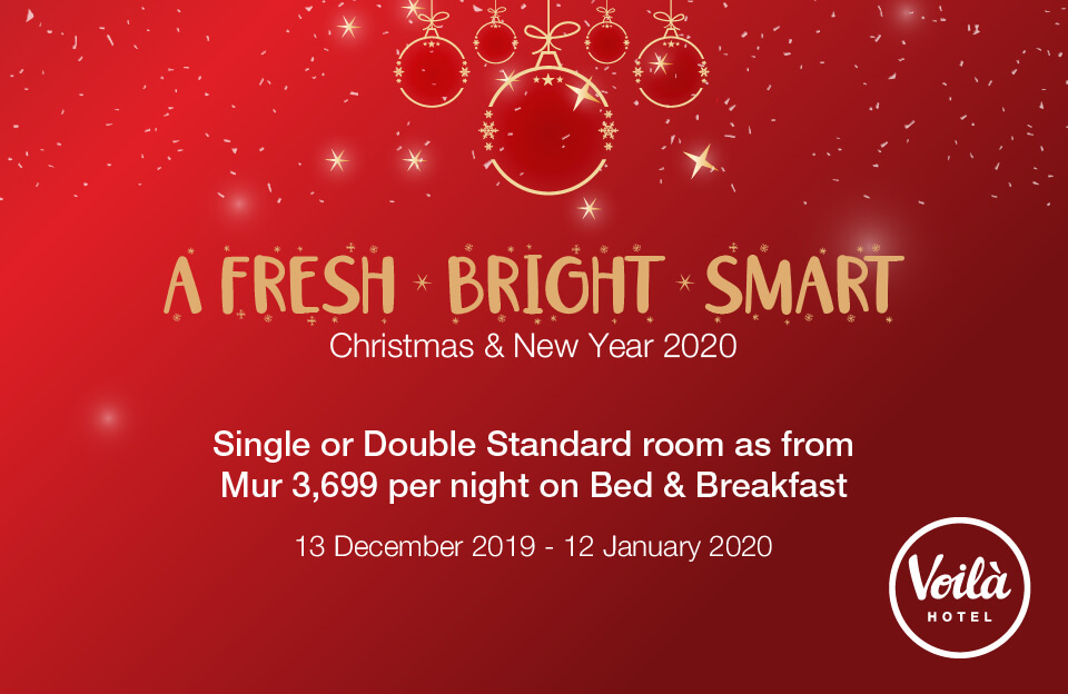 Christmas & New Year Promo