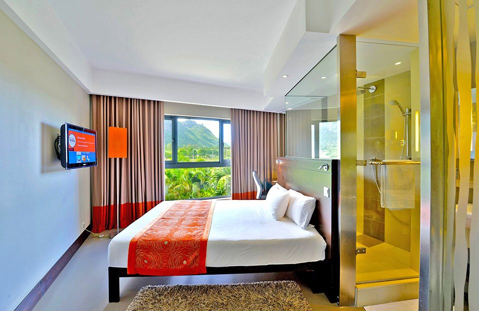 Standard Rooms with a mountain view