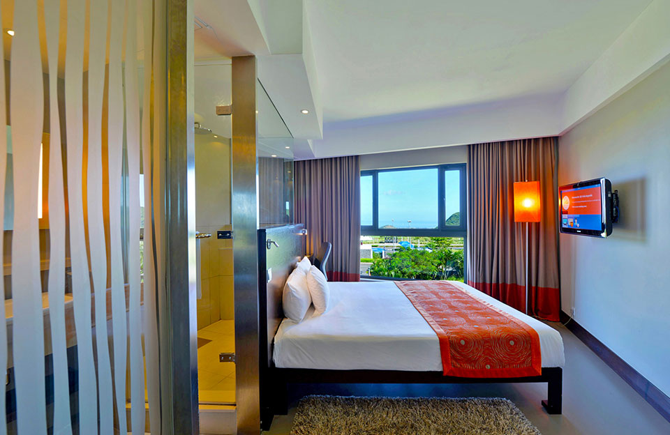 Standard Rooms with a port view